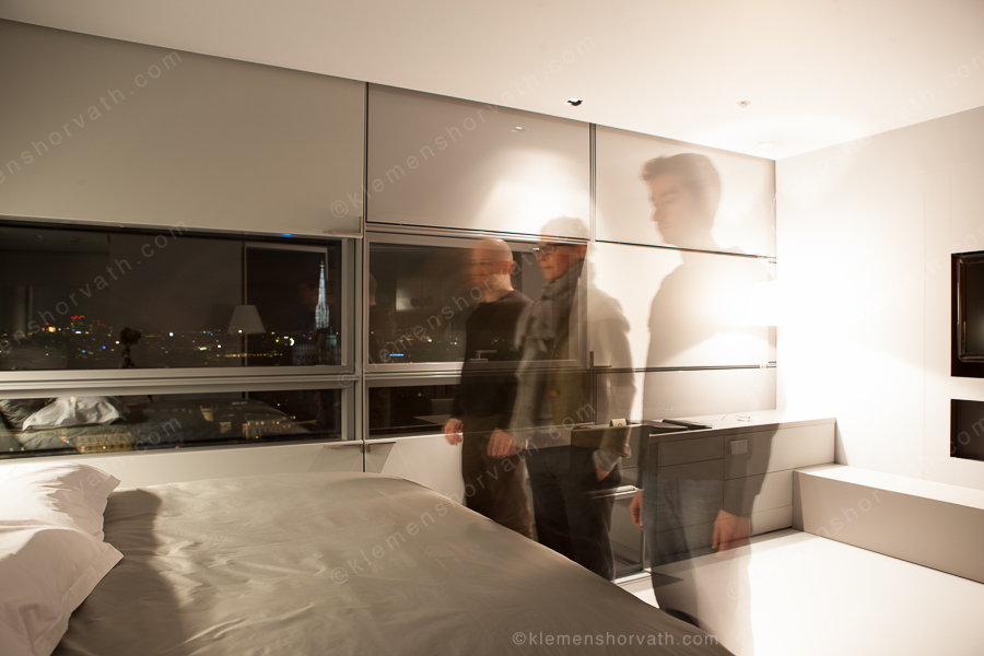 Foto-Produktion Hotel S, behind the scenes _ 1
