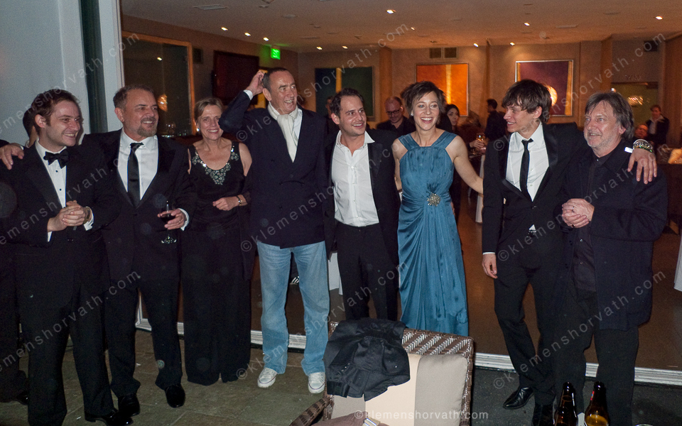 Oscars Party im Hotel Sunset Marquise, Hollywood