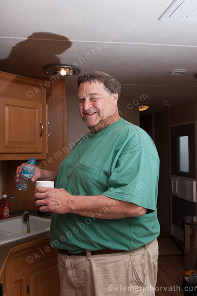 John Goodman, behind-the-scenes